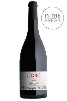 2018 Régnié, Domaine Julien Sunier, Beaujolais