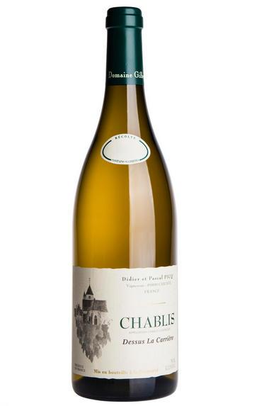 2018 Chablis, Dessus La Carrière, Didier & Pascal Picq, Burgundy