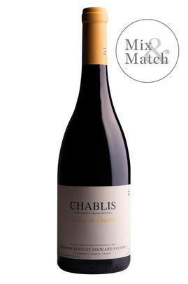 2018 Chablis, Le Bas de Chapelot, Domaine Eleni & Edouard Vocoret, Burgundy