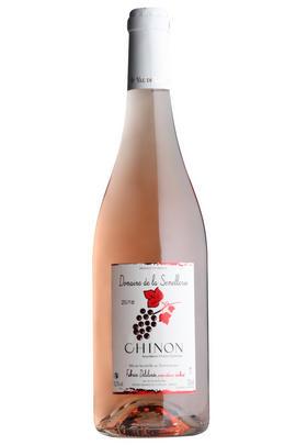 2018 Chinon Rosé, Domaine de la Semellerie, Loire