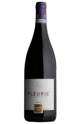 2018 Fleurie, Domaine Lafarge Vial, Beaujolais, Burgundy
