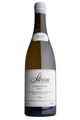 2018 Storm, Vrede Chardonnay, Hemel-en-Aarde Valley, South Africa