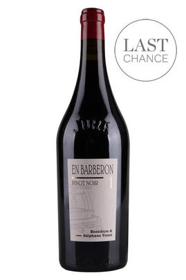 2018 Côtes du Jura, Pinot Noir, En Barberon, Domaine Tissot