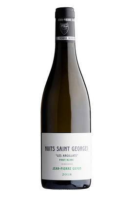 2018 Nuits-St Georges Blanc, Les Argillats, Domaine Guyon, Burgundy