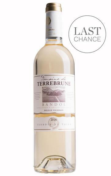 2018 Bandol Blanc, Domaine de Terrebrune