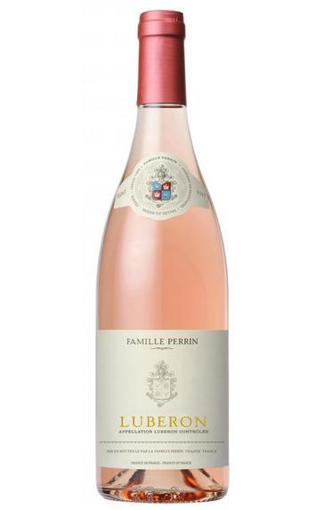 2018 Côtes du Luberon, Rosé, La Famille Perrin, Rhône