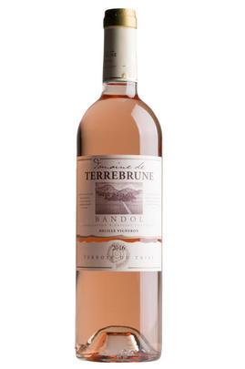 2018 Bandol Rosé, Domaine de Terrebrune