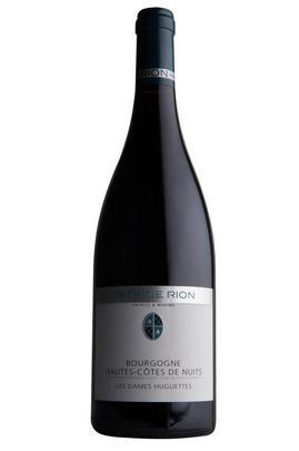 2018 Bourgogne-Hautes Côtes de Nuits, Les Dames Huguettes, Patrice & Maxime Rion, Burgundy