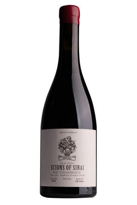 2018 Scions of Sinai, Féniks, Pinotage, Stellenbosch, South Africa