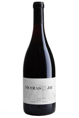 2018 Nicolas-Jay, Nysa Pinot Noir, Dundee Hills, Oregon, USA