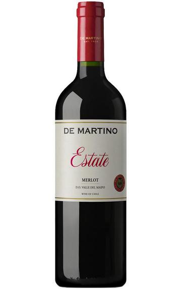 2018 De Martino, Estate Merlot, Maipo Valley, Chile
