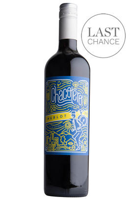 2018 Chacotero Merlot, Central Valley, Chile