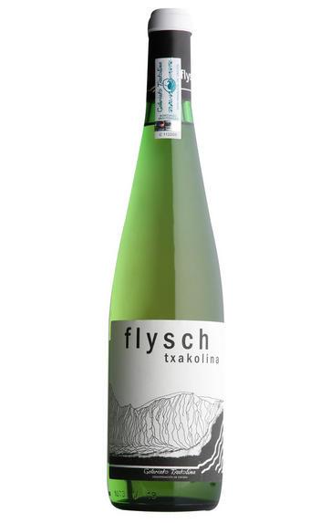 2018 Flysch, Bodega Gorosti, Getariako Txakolina, Spain
