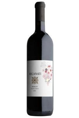 2018 Recanati Winery, Merlot, Upper Galilee, Israel