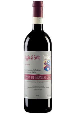 2018 Rosso di Montalcino, Poggio di Sotto, Tuscany, Italy