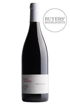 2018 Santenay, Les Hâtes, David Moreau, Burgundy