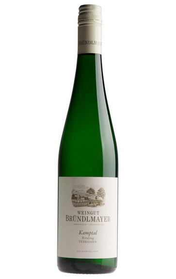 2018 Grüner Veltliner, Kamptaler Terrassen, Willi Bründlmayer, Kamptal, Austria