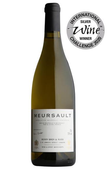 2018 Berry Bros. & Rudd Meursault by Domaine Guyot-Javillier, Burgundy