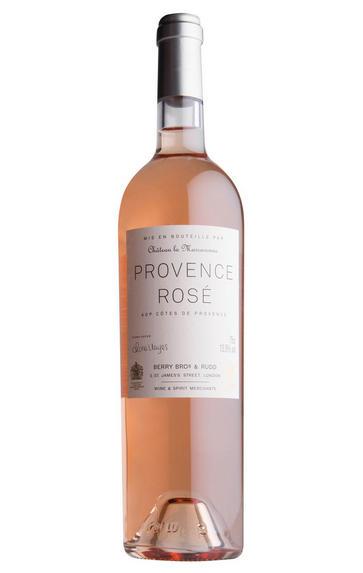 2018 Berry Bros. & Rudd Provence Rosé by Château la Mascaronne