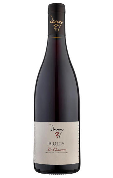 2018 Rully Rouge, La Chaume, Domaine Jean-Yves Devevey, Burgundy