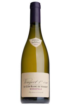 2018 Clos Blanc de Vougeot, 1er Cru, Domaine de la Vougeraie, Burgundy