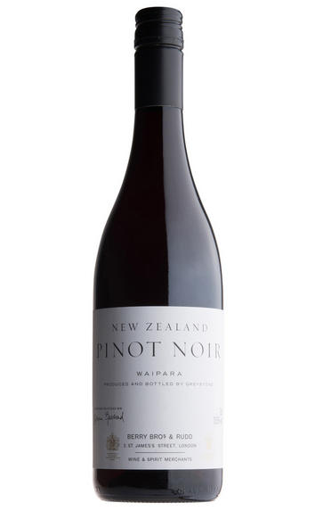 2018 Berry Bros. & Rudd New Zealand Pinot Noir by Greystone Wines
