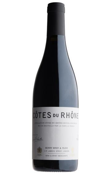 2018 Berry Bros.& Rudd Côtes du Rhône Rouge by Rémi Pouizin