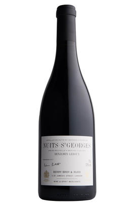 2018 Berry Bros. & Rudd Nuits-St Georges by Benjamin Leroux, Burgundy
