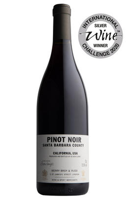 2018 Berry Bros. & Rudd Santa Barbara County Pinot Noir by Au Bon Climat