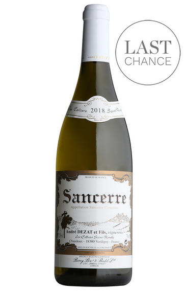 2018 Sancerre Blanc, André Dezat, Loire