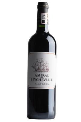 2018 Amiral de Beychevelle, St Julien, Bordeaux