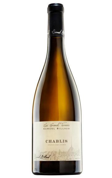 2018 Chablis, Vaudésir, Grand Cru, Samuel Billaud, Burgundy