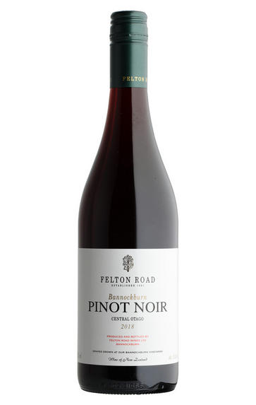 2018 Felton Road, Bannockburn Pinot Noir, Central Otago, New Zealand
