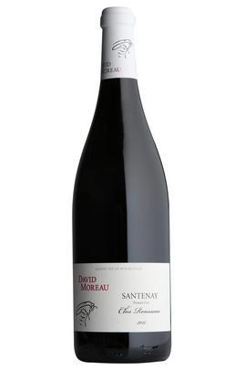 2018 Santenay, Clos Rousseau, 1er Cru, David Moreau, Burgundy