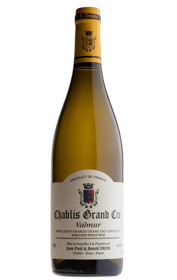 2018 Chablis, Valmur, Grand Cru, Jean-Paul & Benoît Droin, Burgundy