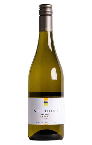 2018 Neudorf Vineyards, Moutere Pinot Gris, Nelson, New Zealand