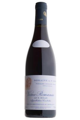2018 Vosne-Romanée, Aux Reas, Domaine A-F Gros, Burgundy