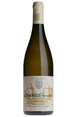 2018 Chablis, Les Clos, Grand Cru, Domaine Gérard Duplessis, Burgundy