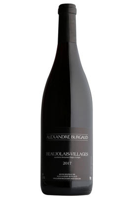 2018 Beaujolais-Villages, Alexandre Burgaud
