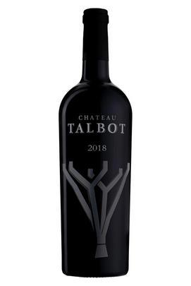 2018 Château Talbot, St Julien, Bordeaux
