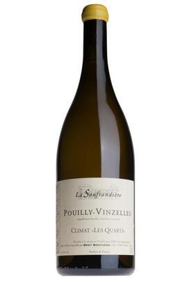 2018 Pouilly-Vinzelles, Climat Les Quarts, Cuvée Millerandée, Domaine de la Soufrandière, Bret Bros, Burgundy