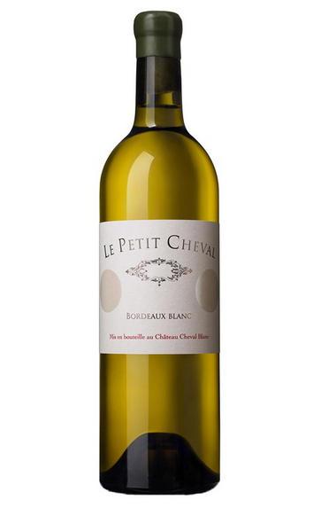 2018 Le Petit Cheval Blanc, Bordeaux
