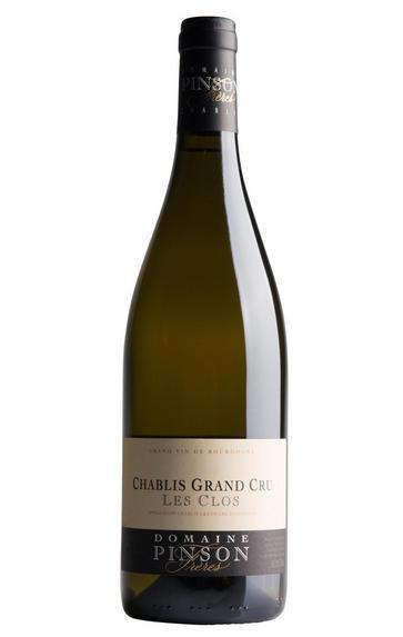 2018 Chablis, Les Clos, Grand Cru, Domaine Pinson Frères, Burgundy