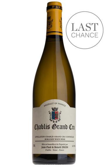 2018 Chablis, Les Preuses, Grand Cru, Jean-Paul & Benoît Droin, Burgundy