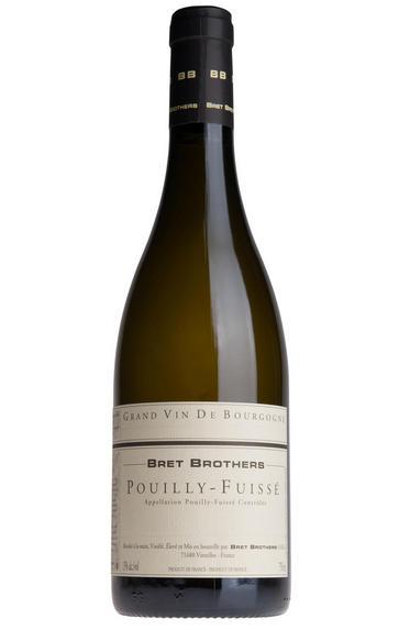 2018 Pouilly-Fuissé, Au Vignerais, Dom. de la Soufrandière, Bret Bros, Burgundy