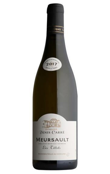 2018 Meursault, Les Tillets, Domaine Denis Carre, Burgundy