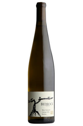 2018 Bedrock Wine Co., Wirz Riesling, Cienega Valley, Central Coast, USA