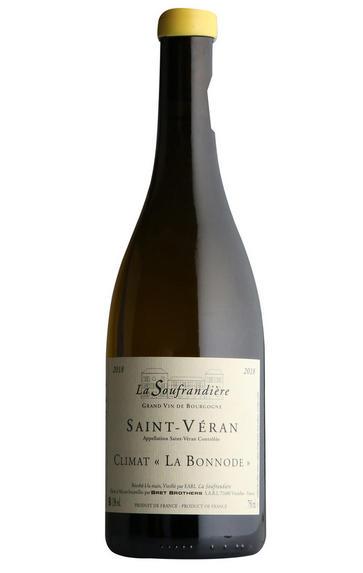2018 St Véran, Climat La Bonnode, La Soufrandière, Bret Brothers, Burgundy