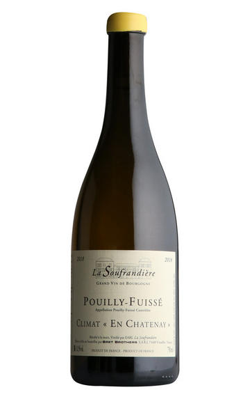 2018 Pouilly-Fuissé, En Chatenay, Dom. de la Soufrandière, Bret Bros, Burgundy