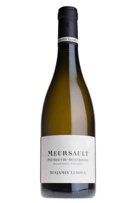 2018 Meursault, Genevrières-Dessus, 1er Cru, Benjamin Leroux, Burgundy